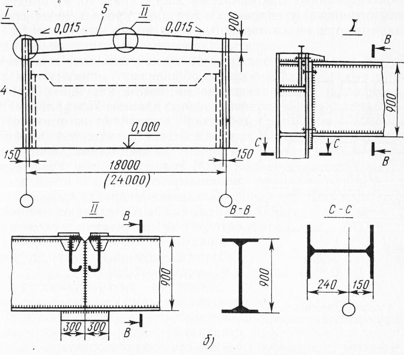 Меры безопасности при монтаже металлоконструкций