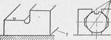 Бази і базування деталей при обробці