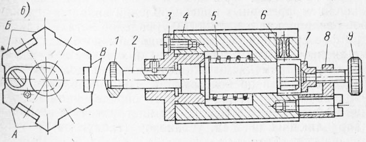 Схема устройства рейсмусового