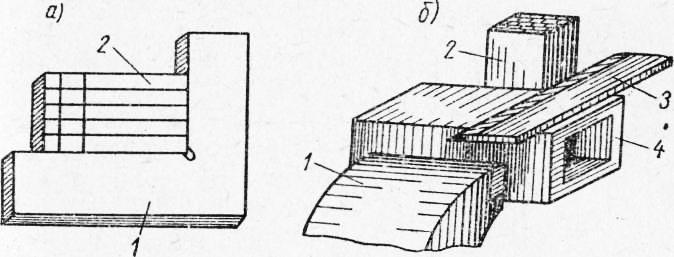 Схема сушильной камеры с