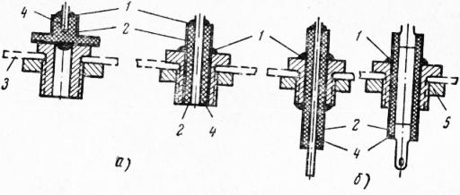 шасси с арматурой крепления аппаратуры