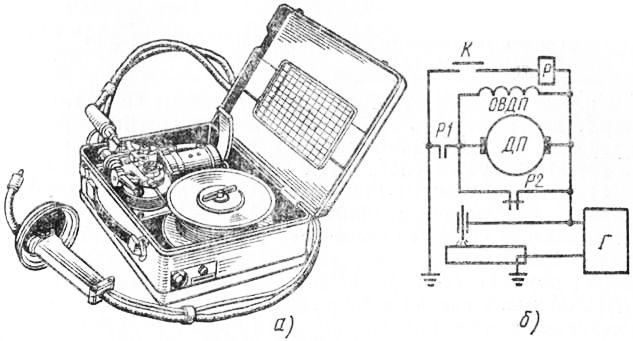 Полуавтомат А-1114: а