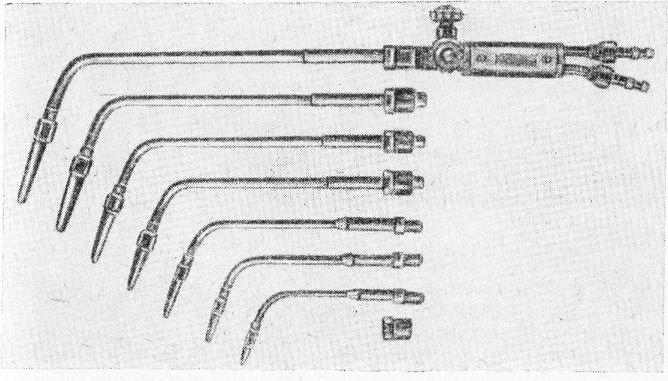 Сварочная горелка ГС-3 с