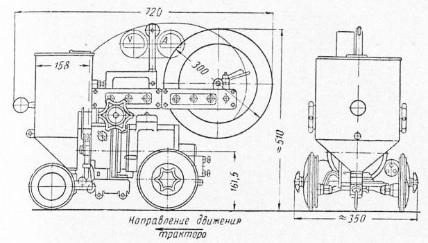 Сварочный трактор ТС-17-М